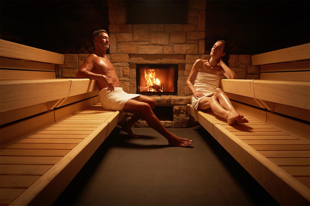 Erdsauna Thermen Berendonck Finnland Sauna